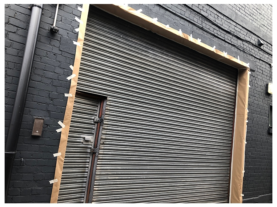 roller-shutter-on-site-respray-during